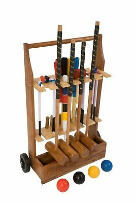 Uber Pro Croquet Set With A Stand (UK) • 259.99£