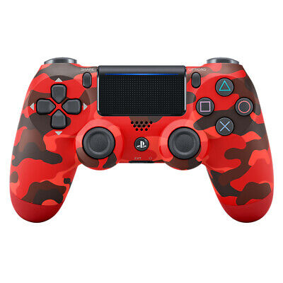 AU107.95 • Buy PlayStation 4 PS4 DualShock 4 Red Camo Wireless Controller NEW