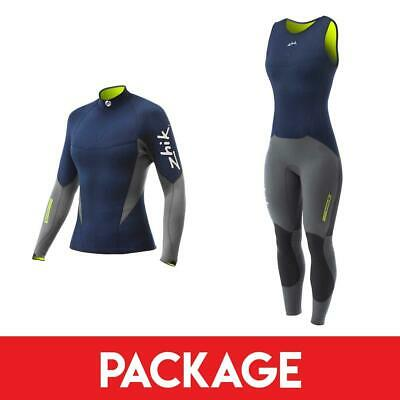 £314 • Buy Womens Zhik Superwarm V Sailing Wetsuit Package - FREE Delivery