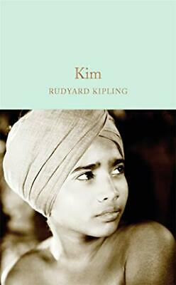Kim (Macmillan Collector's Library) New Hardcover Book • 8.83£