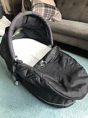 ICANDY APPLE CARRYCOT And Raincover CAN BE ATTACHED TO ICANDY FRAME • 35£