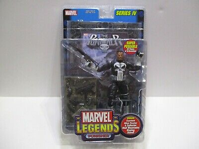 $36.96 • Buy Marvel Legends Series 4  The Punisher W/ Variant Poster And Stand