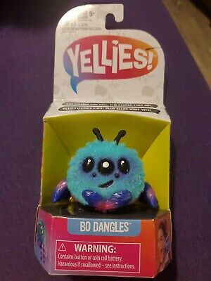 $12.69 • Buy Yellies! Bo Dangles; Voice-Activated Spider Pet; Ages 5 And... NIB FREE SHIPPING