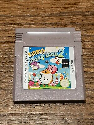 AU64.95 • Buy Nintendo Gameboy - Kirby's Dream Land 2 (Aus Pal)