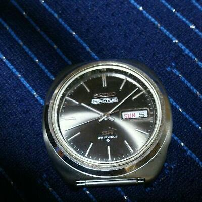$ CDN613.36 • Buy Seiko 5 Actus 25 Jewels Automatic Mens Watch Authentic Working