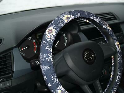 $20 • Buy Classic Flower Steering Wheel Cover Car Accessories For Woman