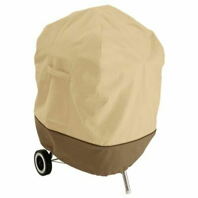 $ CDN58.75 • Buy Veranda Kettle BBQ Barbecue Cover - Weber, Outback & Other (Brown / Cream)