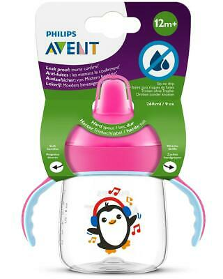 AU14.98 • Buy Philips Avent Spout Cup (Pink) - 260mL Philips Avent Free Shipping!