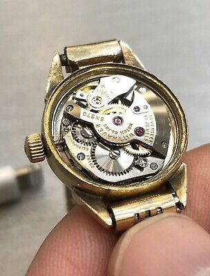 $ CDN400 • Buy From Toronto 10K Gold Filled Vintage Longines Wittnauer Winding Mechanical Watch
