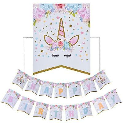 Paper Butterfly Hanging Garland Bunting Banner Wedding Party Home Decoration FI • 3.53£
