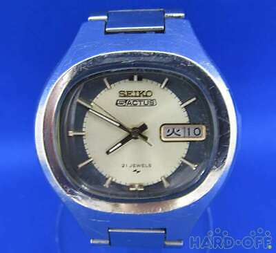 $ CDN454.26 • Buy Seiko 5 Actus 7019-5010 21 Jewels Stainless Steel Automatic Mens Watch