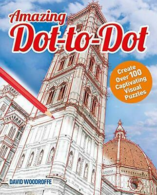 Amazing Dot-to-Dot New Paperback Book • 7.71£