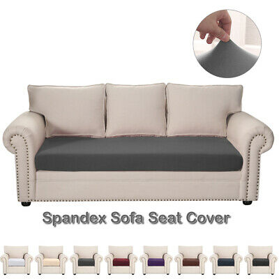 Replacement Sofa Seat Cushion Covers Stretchy Couch Slipcovers Protectors Home • 7.09£