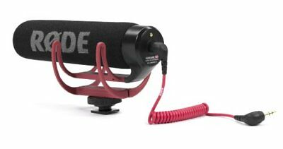 R?DE VideoMic GO On Camera Microphone - Black/Red Japan Import • 96.36£