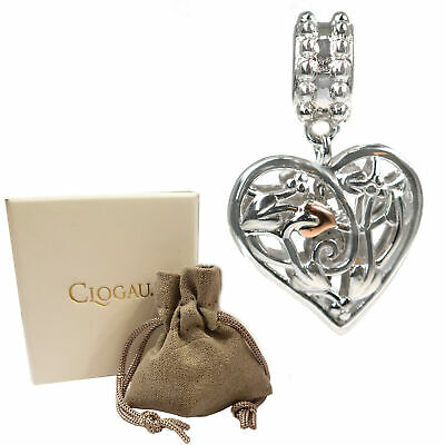 Clogau Charm Heart Fairy Tree Of Life Silver Rose Welsh 9ct Gold Milestone • 49.99£
