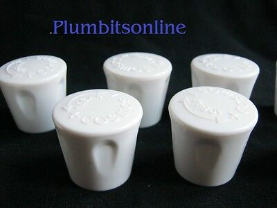 £7.49 • Buy 5 X Central Heating Radiator Replacement Caps / Cap ***FAST POST*** .