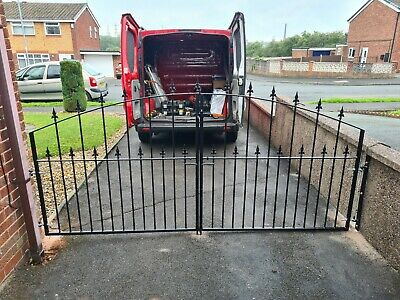 £20 • Buy Wrought Iron Gates And Railings Made To Measure (please Read Description)