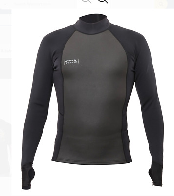 $29.99 • Buy NEW Wetsox Suit Skins Mens Wetsuit Jacket Top Size Small S - Retail $75