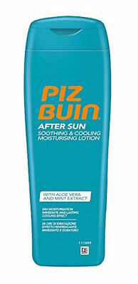 £4.99 • Buy Piz Buin After Sun Soothing Lotion With Aloe Vera & Mint 200 Ml