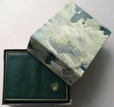 $ CDN516.20 • Buy Vintage Rolex Moon Crater Box Set For Submariner 5513, Ref. 10.00.01