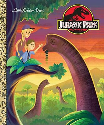 £5.39 • Buy Jurassic Park (Little Golden Books) By Arie Kaplan New Hardback Book