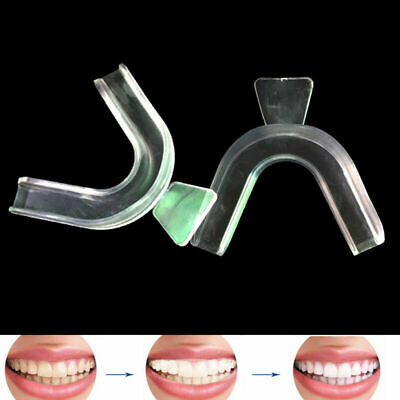 AU14.63 • Buy 2X Thermoforming Mouth Dental Teeth Care Tooth Whitening Bleaching Guard Tray