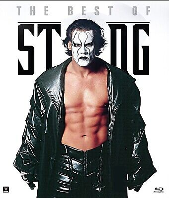 £1.49 • Buy WWE: The Best Of Sting DVD - Brand New Single Disc Limited Edition