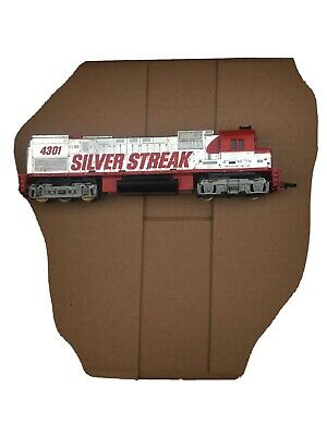 $ CDN53.92 • Buy Vintage Tyco Silver Streak HO Train Sets 4301 Union Pacific Various Cars Track