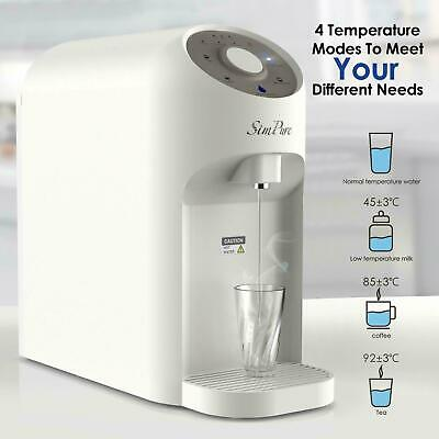 $31.27 • Buy Simpure Y5 Portable RO Water Filter System Purifier Countertop RO Water Purifier