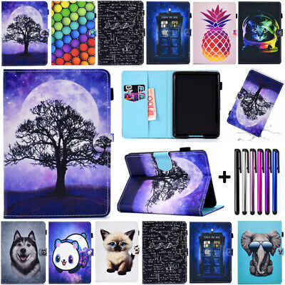 AU15.19 • Buy For Kindle Paperwhite 1 2 3 4 10th 5/6/7th 6  E-reader PU Smart Stand Case Cover