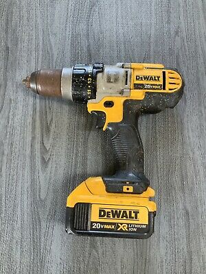 $59.99 • Buy Dewalt DCD985 20V MAX 1/2  Cordless Hammerdrill / Drill Driver W/Battery ONLY
