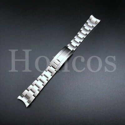 $ CDN56.57 • Buy 20mm Satin Steel Upgraded Oyster Band Bracelet For Rolex 16610 Submariner Watch