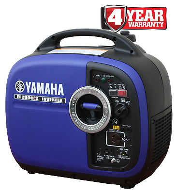 AU2005 • Buy Yamaha Generator Inverter Petrol Yamaha 2Kva - Ef2000Is