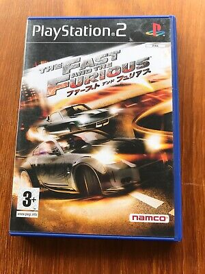 Fast And Furious Ps2 Game Pal And Complete • 6.26£