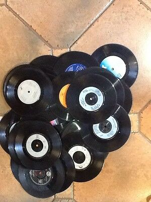 15 X   7  Vinyl Records For Up-cycling Crafts Lockdown Activities • 6.25£