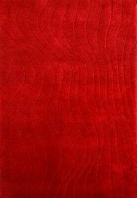 SATIN POPPY Naturally Versatile Warmth Soft Wool Rugs With SPECIAL OFFER • 746.51£