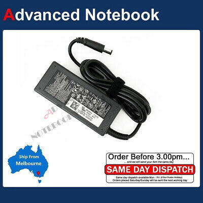 AU33.90 • Buy Genuine Dell Power Adapter Charger For Dell Latitude E6500 E6510 E6520 E6530
