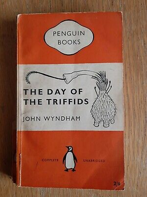 The Day Of The Triffids (Penguin Books 1956) By John Wyndham  • 8.20£