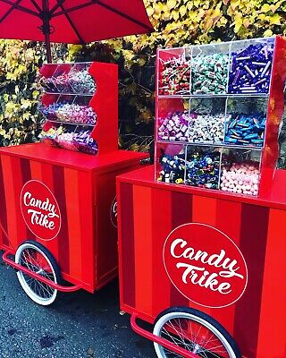 Ice Cream & Other Bikes Trikes Carts Hire Weddings, Parties, Events, Fairs, Bbq • 295£