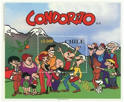 Chilli Comics Condorito And Friends Comic 2000 MNH • 9.75£