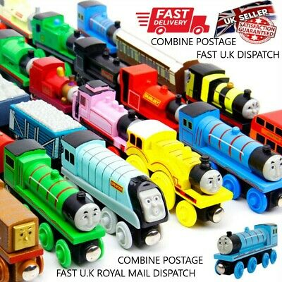 Thomas The Tank Engine &  His Friends Wooden Trains Brio Compatible Uk Seller • 3.95£