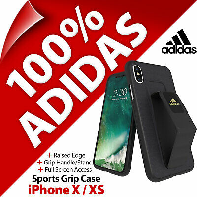 AU36.01 • Buy Adidas Sports Grip Case Horizontal / Vertical Stand For Apple IPhone X / XS