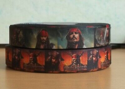 £1.36 • Buy Character Ribbon - Pirates Of The Carribean