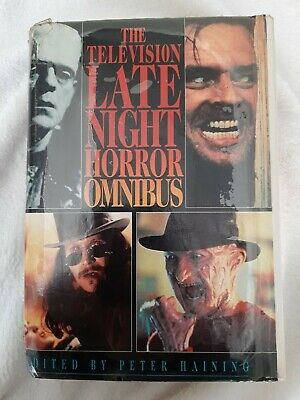 The Television Late Night Horror Omnibus (Hardback) Edited By Peter Haining • 32.99£
