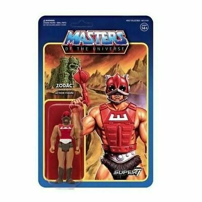$20.04 • Buy Masters Of The Universe Zodac ReAction Figure