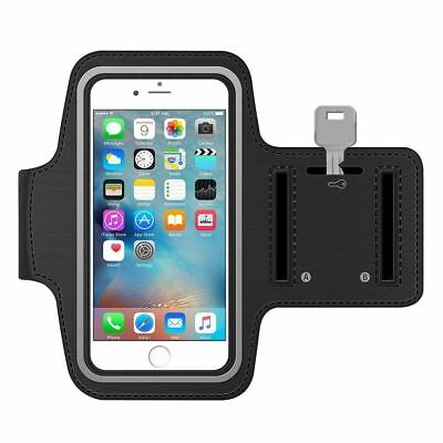 AU6.99 • Buy For IPhone 11 Pro Max 8 7 6 Plus XR XS Max Sports Armbands Running Case Cover AU