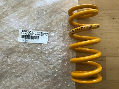 Specialized Ohlins 7.75In Stumpy Spring Rear Shock Yellow