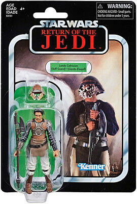$ CDN21.95 • Buy Star Wars Vintage 3.75  Figure - Lando Calrissian Skiff Guard VC144 IN STOCK!