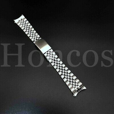 $ CDN20.56 • Buy 19mm Jubilee Watch Band Bracelet For Rolex Air King 1500, 5500  Stainless