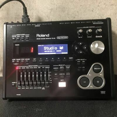 AU1840.58 • Buy Roland TD-30 V-Drums Sound Module Excellent++ Condition Used From Japan #462B